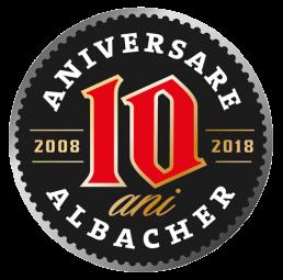 Albacher 10 ani